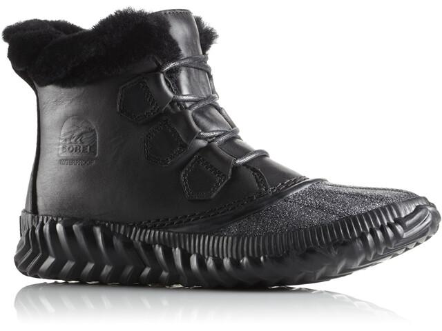 d0f9df34838 Sorel Out N About Plus Lux - Chaussures Femme - noir sur CAMPZ !
